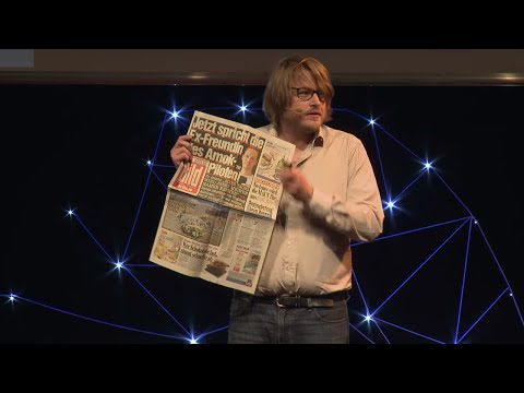 Spreading fake news - How to fool the media | Peter Onneken | TEDxTUBerlin