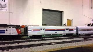 Download Lagu Amtrak Rainbow Train MP3