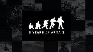 5 Years of Arma 3
