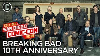 Breaking Bad 10th Anniversary Panel Review - SDCC 2018