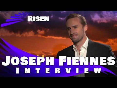 Risen: Joseph Fiennes Interview