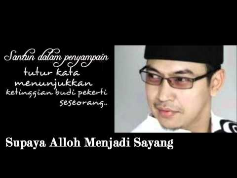 Ustadz Jefri Al Bukhori- Sepohon kayu-full lirik