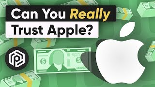 Can You Trust Apple? Facebook? Google?