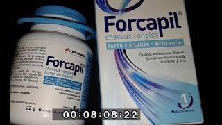 تجربتي مع فوركابيل ل علاج مشاكل الشعر و تقوية الأظافر