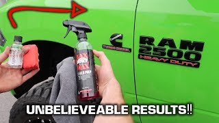 CERAMIC COAT Your Car Or Truck For $150!! *HOW TO*