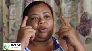 VIDEO: HISTORIAS QUE IMPACTAN Santa Félix: Mujer y Media - Cliente de #EclofDominicana