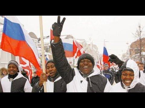 Russlands Mission für Afrika - Russische Welt TV