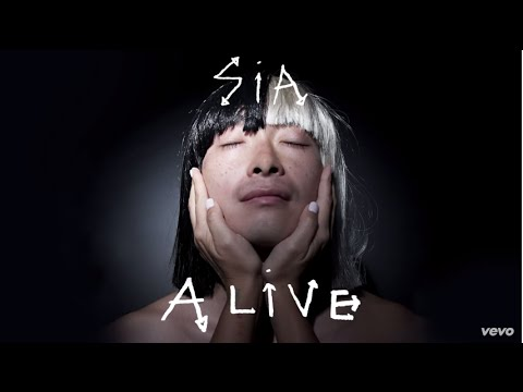 Sia - Alive (Lyrics)