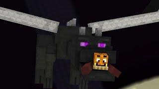 DER ENDERDRACHE WILL UNS FRESSEN ☆ Minecraft DIMENSION 2 #27