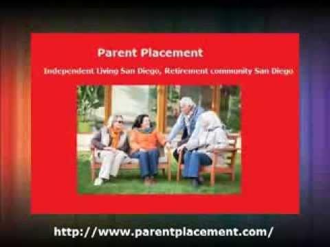 Senior Living & Senior Housing San Diego, CA - Parent Placement