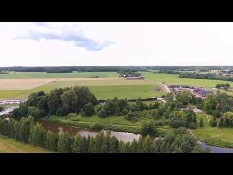 Drone flight in Vantaa, Finland