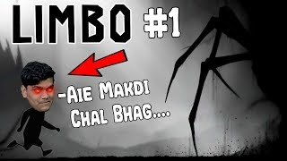 Cute Little Boy Started a Journey | LIMBO #1 |