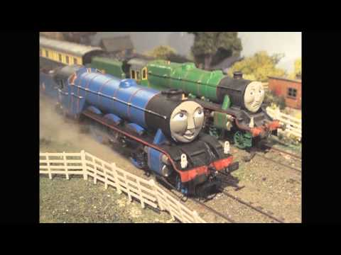 The Railways of Sodor –  Episode 8 – Gordon – Part 2