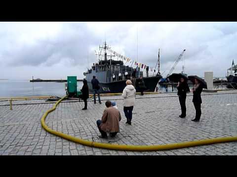 Allveelaeva LEMBIT lipulangetamine 16.05.2011