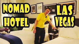 NoMad Las Vegas Park MGM Hotel Review