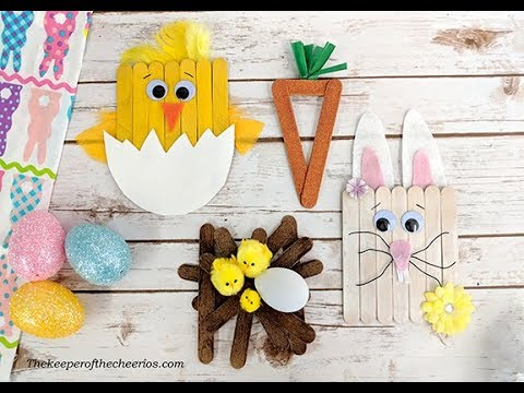 Easter Craft Sticks