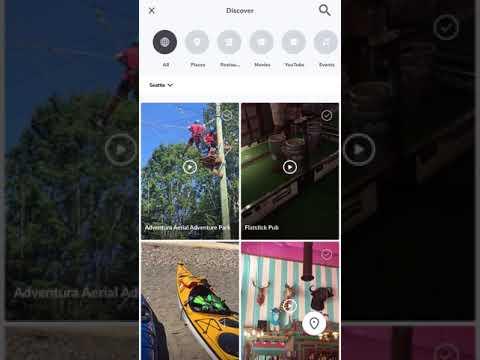 K, mobile app demo