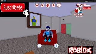 Meine erste Partei, Haustier und Haus E.J.C (Der junge Crack) Roblox