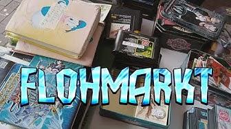 FLOHMARKT LIVE ACTION #16 - Krasse Überraschung 😃 - Trödelmarkt Retro Haul