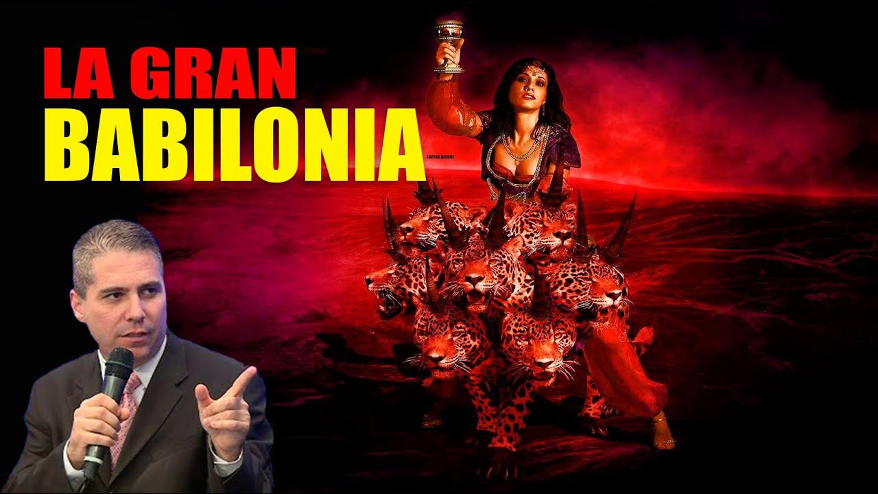 Babilonia la Grande  (resumen) - Oliver Coronado