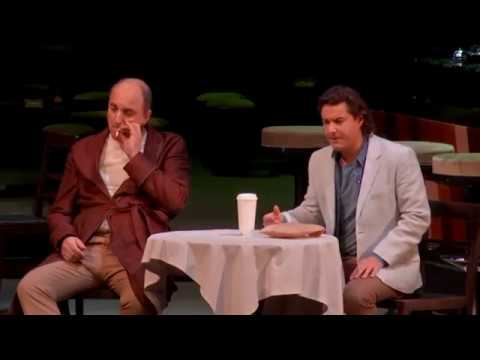 "Dmitry Korchak & Michele Pertusi ""Don Pasquale"" Wiener Staatsoper  31.10.2016."