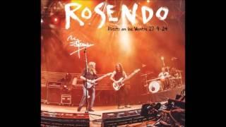 Rosendo - Entre las cejas (Con Luz Casal) Directo en las Ventas 27-9-14