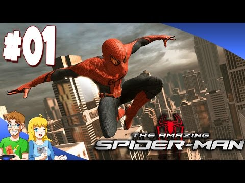 The Amazing Spider-Man | Part #01 Oscorp is Your Friend