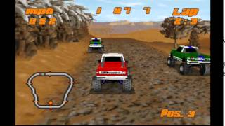 EXTREME Test Drive Off Road (PS1)