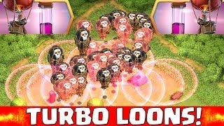OMG! DIE TURBO LOONS! || CLASH OF CLANS || Let