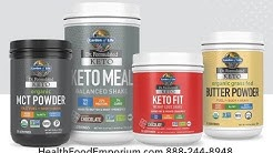 Garden of Life Keto Products