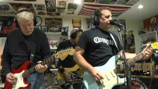 "The Fuzz - ""Wilt"" - LIVE - The Spud Goodman Show 11-5-2015"