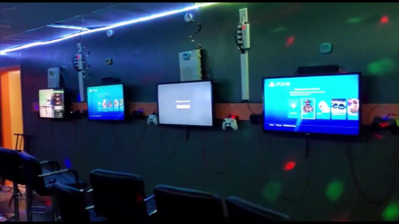 GameStation Game Room 1 Walkthrough