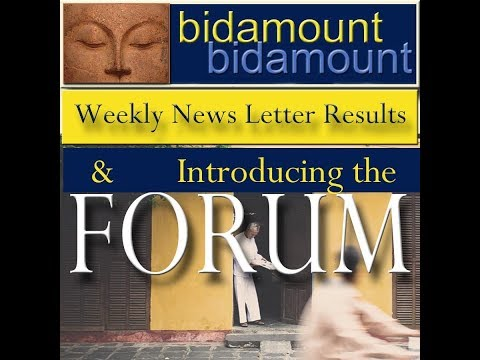 Feb. 2, 2018 Bidamount News Letter Auction Results & a FORUM!
