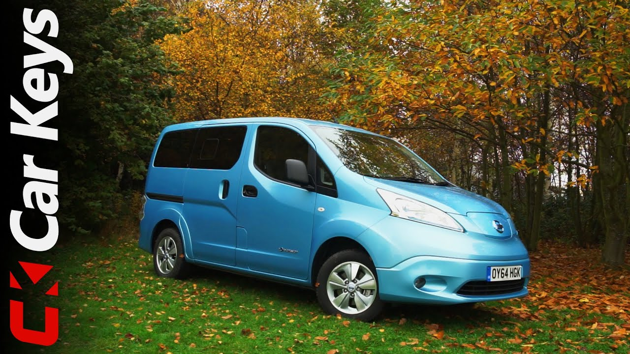 nissan e nv200 combi 2016 review car keys youtube. Black Bedroom Furniture Sets. Home Design Ideas