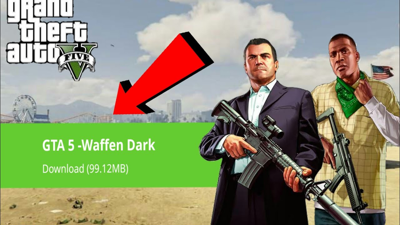 GTA5 APK ANDORID HOW TO PLAY YOUR ANDORID PHONE WATCH NOW!!!!