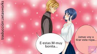 """Comic Ladybug En Español-English (Ep 2) """"Su mascara"""" parte 1 *leer descripción*"""