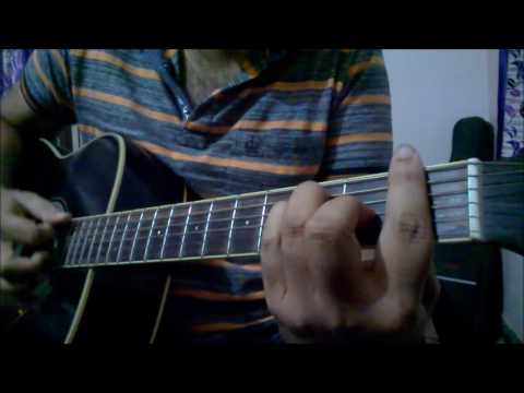Hamdard Guitar Lesson ( Arijit Singh ) | Learn A Cool Strumming Pattern
