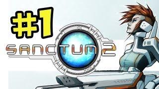 Sanctum 2 CO-OP Walkthrough Part 1 - PC/Xbox/PS3 (1080p Gameplay)