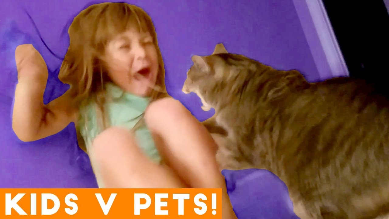 Ultimate Cute Pets vs. Epic Kids Fails Compilation