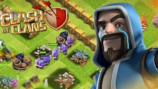 Directo🔴 Clash of clans. desafiando y atacando