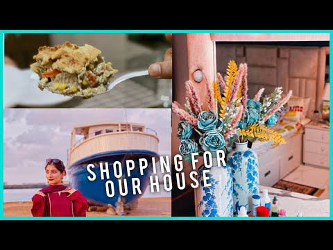 shopping-for-our-home-&-chicken-pot-pie-recipe-!-|-anushae-says
