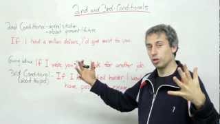 conditionals second third conditionals english grammar