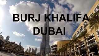 Burj Khalifa Emirati Arabi