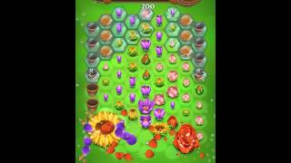 Blossom Blast Saga Level 120 No Boosters