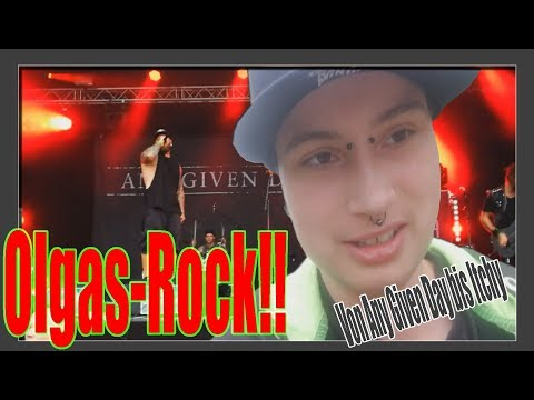 Olgas Rock! Ich sehe Any Given Day*_*