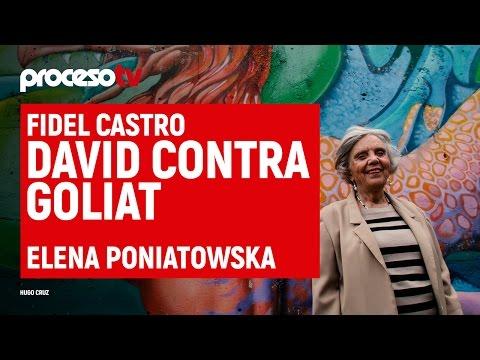 Proceso TV - Elena Poniatowska sobre Fidel Castro