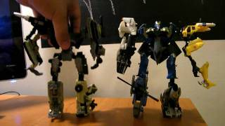 Powercore Combiners Skyburst w/ Aerialbots