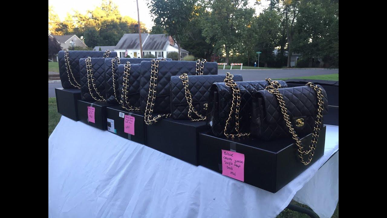 be48ef2a5333 Opulent Habits | Chanel Classic Handbag: Sizing Comparison (Small, Medium,  Jumbo, Maxi)