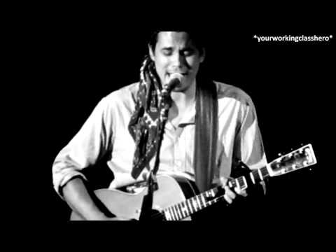 John Mayer - Free Fallin' + Fast Car (Subtitulada En Español) [EN VIVO] Luna Park, Buenos Aires