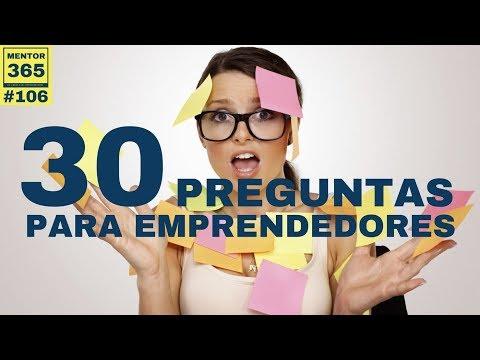 30 Preguntas que todo emprendedor debería responder - #106 - MENTOR365